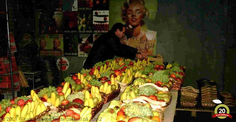 FrugtKurven - Føste pakkeri