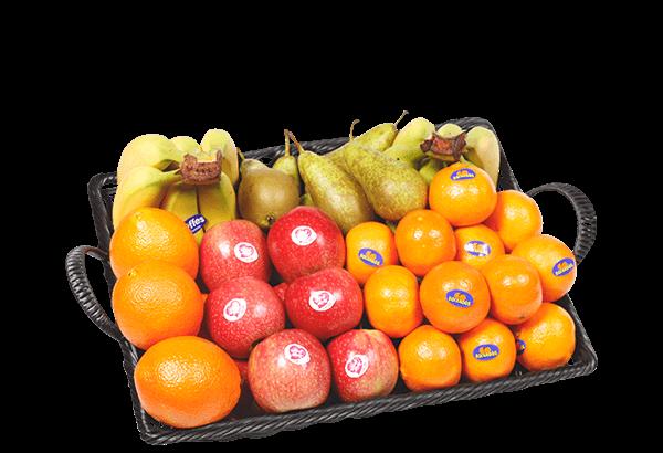 basisfrugt 35, basis frugt 35 stk, frugtkurv, firmafrugt, frugtordning, frugtlevering