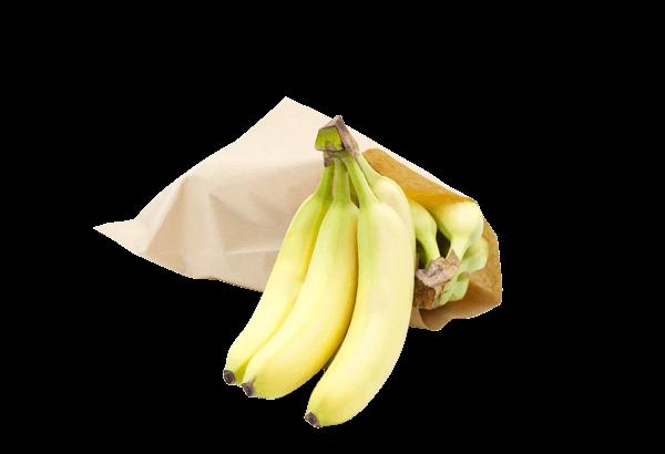 økologisk banan, øko bananer, økologisk bananposen, øko banankassen, økologiske bananer til børn