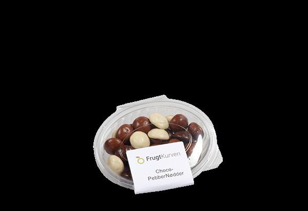 Chokolade pebernødder chokoladeovertrukket