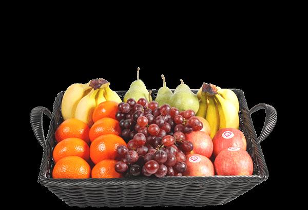 firmafrugt, frugtordning, frugtlevering, frugtkurv, mellem, luksus frugt