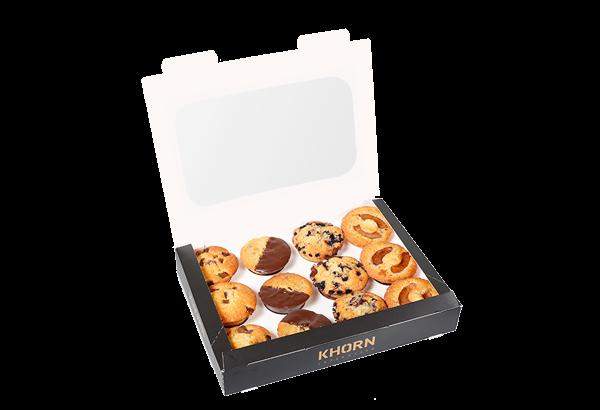 frugtmuffin, muffin, frugt, frugtKurven, bananmuffin, chokolademuffin, muffinkasse, mixkasse