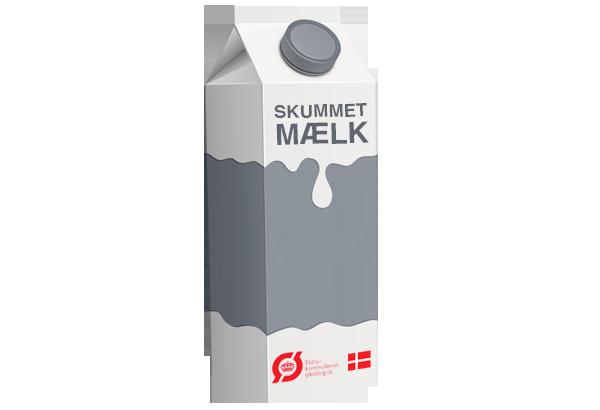 mælk, skummet mælk, økologisk mælk, øko mælk, dansk mælk, thise mælk