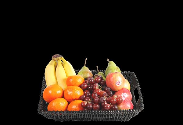 firmafrugt, frugtordning, frugtlevering, frugtkurv, mini, luksus frugt