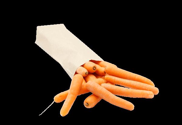 gulerødder, gulerod, dansk gulerod, danske gulerødder, gulerødder 1 kg, 1kg,